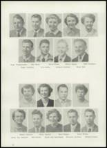 1951 Burley High School Yearbook Page 40 & 41