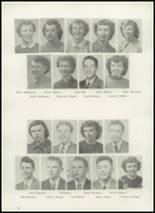 1951 Burley High School Yearbook Page 42 & 43