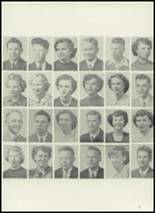 1951 Burley High School Yearbook Page 46 & 47
