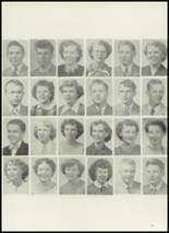 1951 Burley High School Yearbook Page 48 & 49