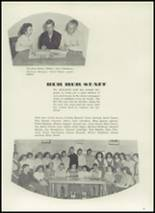 1951 Burley High School Yearbook Page 54 & 55