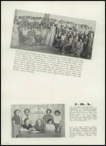 1951 Burley High School Yearbook Page 56 & 57