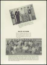 1951 Burley High School Yearbook Page 58 & 59
