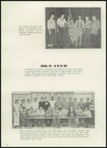 1951 Burley High School Yearbook Page 66 & 67