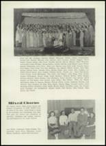 1951 Burley High School Yearbook Page 72 & 73