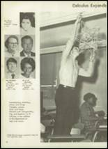 1971 Kinston High School Yearbook Page 30 & 31