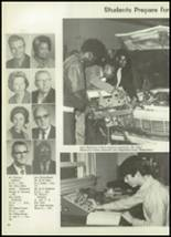1971 Kinston High School Yearbook Page 42 & 43