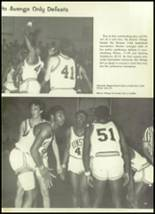1971 Kinston High School Yearbook Page 86 & 87