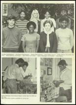 1971 Kinston High School Yearbook Page 98 & 99