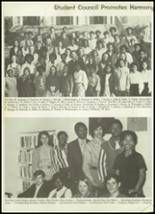 1971 Kinston High School Yearbook Page 100 & 101