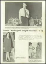 1971 Kinston High School Yearbook Page 106 & 107
