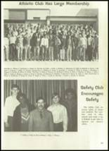 1971 Kinston High School Yearbook Page 110 & 111