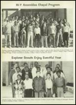 1971 Kinston High School Yearbook Page 124 & 125