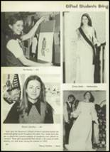 1971 Kinston High School Yearbook Page 132 & 133
