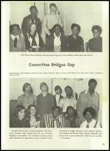 1971 Kinston High School Yearbook Page 136 & 137