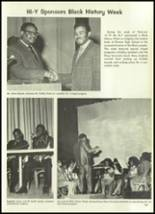 1971 Kinston High School Yearbook Page 140 & 141