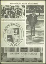 1971 Kinston High School Yearbook Page 146 & 147
