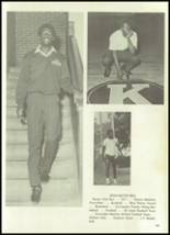 1971 Kinston High School Yearbook Page 150 & 151