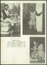 1971 Kinston High School Yearbook Page 158 & 159
