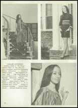 1971 Kinston High School Yearbook Page 160 & 161