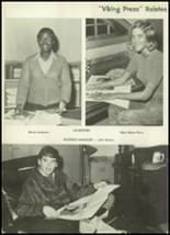1971 Kinston High School Yearbook Page 170 & 171