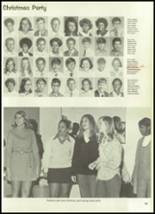 1971 Kinston High School Yearbook Page 186 & 187