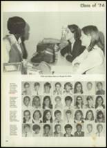 1971 Kinston High School Yearbook Page 190 & 191
