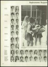 1971 Kinston High School Yearbook Page 198 & 199
