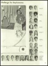 1971 Kinston High School Yearbook Page 202 & 203