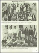1971 Kinston High School Yearbook Page 208 & 209