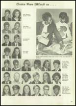 1971 Kinston High School Yearbook Page 222 & 223