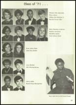 1971 Kinston High School Yearbook Page 232 & 233