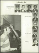 1971 Kinston High School Yearbook Page 234 & 235