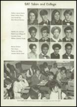1971 Kinston High School Yearbook Page 242 & 243