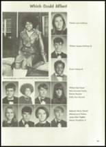 1971 Kinston High School Yearbook Page 244 & 245