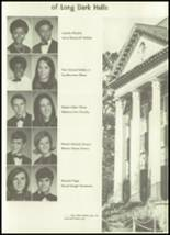 1971 Kinston High School Yearbook Page 250 & 251