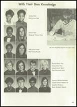 1971 Kinston High School Yearbook Page 252 & 253