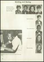 1971 Kinston High School Yearbook Page 254 & 255