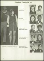 1971 Kinston High School Yearbook Page 256 & 257
