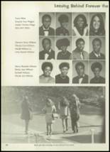 1971 Kinston High School Yearbook Page 262 & 263