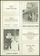 1971 Kinston High School Yearbook Page 284 & 285