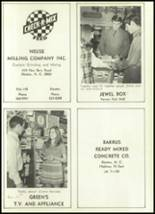 1971 Kinston High School Yearbook Page 288 & 289
