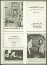 1971 Kinston High School Yearbook Page 296 & 297