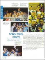 2001 Lake Central High School Yearbook Page 16 & 17