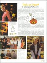 2001 Lake Central High School Yearbook Page 18 & 19