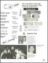 2001 Lake Central High School Yearbook Page 34 & 35