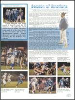2001 Lake Central High School Yearbook Page 54 & 55