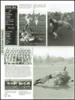 2001 Lake Central High School Yearbook Page 56 & 57