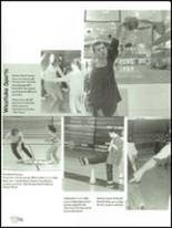 2001 Lake Central High School Yearbook Page 100 & 101