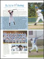 2001 Lake Central High School Yearbook Page 110 & 111